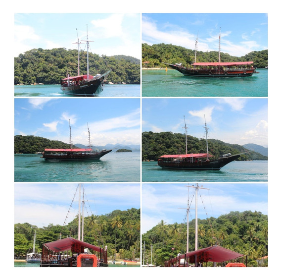 Madeira Barco Escuna