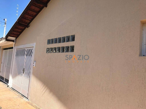 Imagem 1 de 16 de Casa Com 2 Dormitórios À Venda, 90 M² Por R$ 280.000 - Vila Bela Vista - Rio Claro/sp - Ca0322