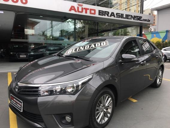 Toyota Corolla 2.0 Xei 16v Flex 4p Automático Blindado