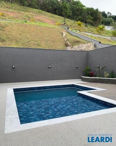 Casa Em Condomínio - Tamboré - Sp - 615704
