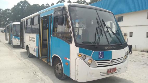 Micro Ônibus Comil Pia Vw9150 2011 2011 22l 2p Aurovel