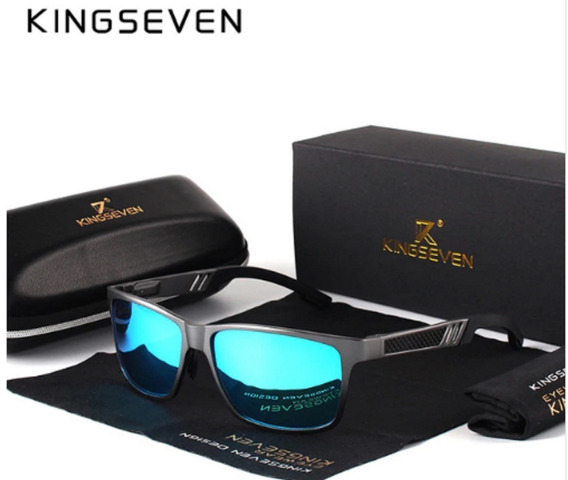Óculos De Sol Masculino Kingseven N7180