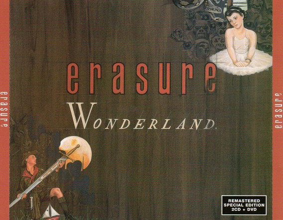 Erasure - Wonderland - 2cd