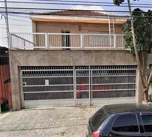 Sobrado Com 4 Dormitórios À Venda, 500 M² Por R$ 1.500.000,00 - Mooca - São Paulo/sp - So1368