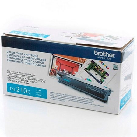 Toner Brother Tn-210bk/c/m/y Original Com Nota Fiscal