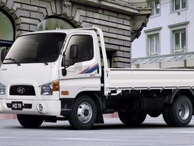Hyundai Hd78 C/caja Y A/a Euro 4 Financia Hasta El 80% Tna7%