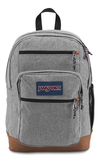 Zonazero Mochila Jansport Cool Student Grey Letterman
