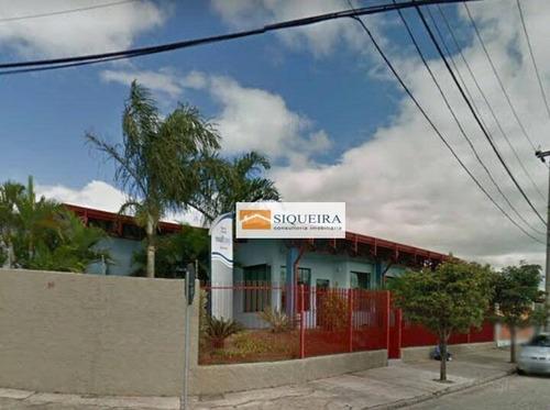 Salão Comercial Para Locação, Jardim Ipê, Sorocaba. - Sl0044