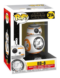 Funko Pop! Star Wars Bb8 314 Episodio Ix Orig Scarlet Kids