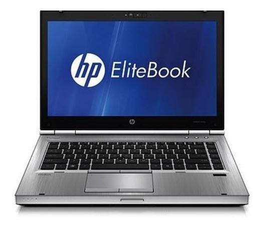 Notebook Hp I7 2620m Ssd 240gb 8gb Com Garantia / Bom Estado