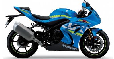 Bmw - S1000rr Suzuki - Srad 1000rr - Moto Gp ( F )