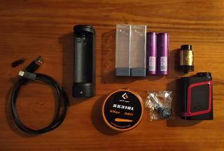 Bateria 18650 Efest