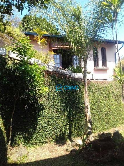 Chácara Com 4 Dormitórios À Venda, 2000 M² Por R$ 900.000 - Resid Fazenda Do Porto - Atibaia/sp - Ch0002
