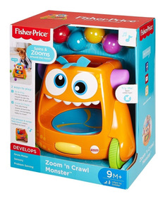 Monstro Movimento E Bolinhas Divertidas Fisher-price Fhd58