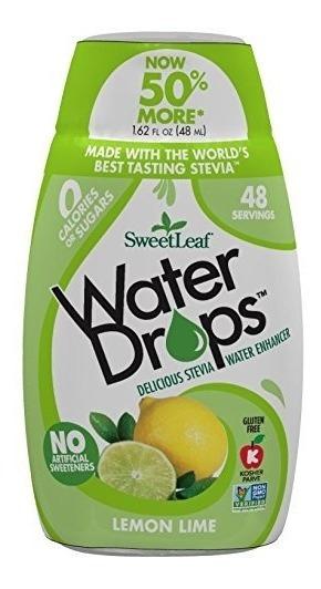 Stevia Liquida 50 Ml Sweet Leaf Diferentes Sabores