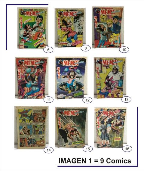 Memin Pingüín Comics $60 Cada Uno