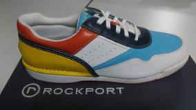 Sapatenis Couro Rockport 45,5