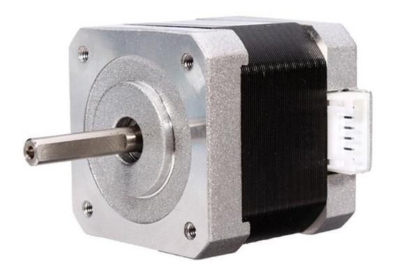 Motor De Passo Nema 17 - 4,8 Kgf.cm / 1,0a