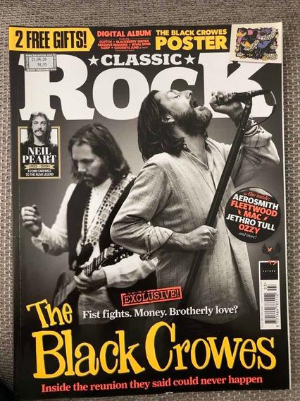 Revista De Rock Inglesa Classic Rock Março 2020