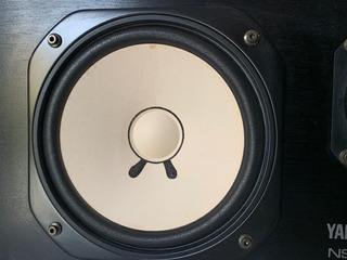 Yamaha Ns 10 M - Monitores De Estudio Impecables Con Caja.