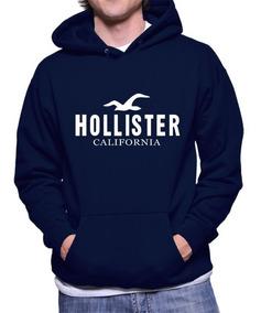 Blusa Moletom Hollister Moleton De Frio Unissex 5 Cores
