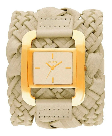 Relógio Euro Feminino Nikaia Eu2035ck/2x