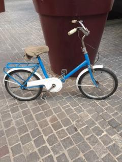Bicicleta Multiuso Impecable Recien Pintada