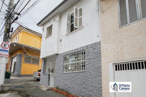 Imagem 1 de 15 de Sobrado Comercial Com 94 M² Na Região Do Cambuci - Dp5040