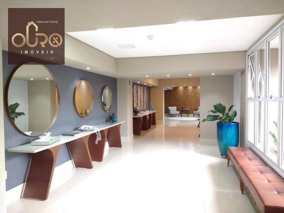 Apartamento Com 3 Dormitórios Edifício Via Franca - Ap0210