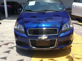 Chevrolet Aveo 1.6 Azul Lt At Tpchl