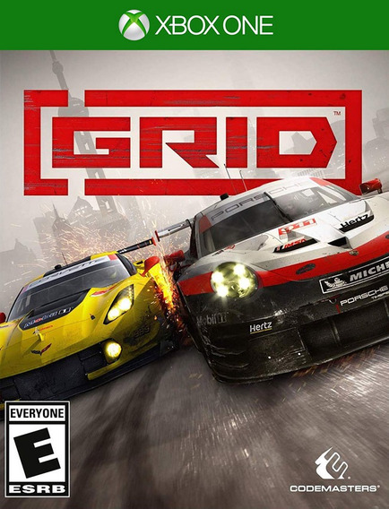 Grid Xbox One - 25 Dígitos (envio Flash)