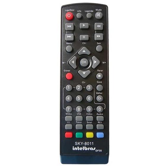 Controle Remoto Conversor Tv Digital Intelbras