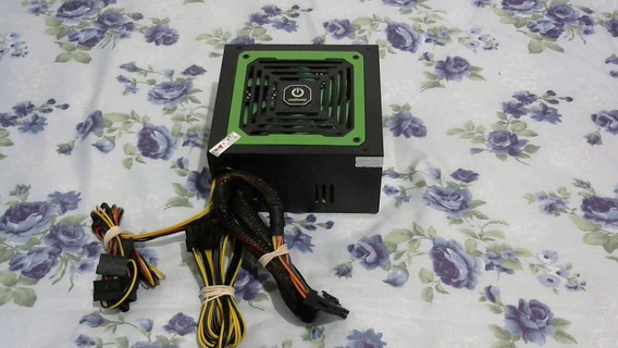 Fonte Atx 500 Watts Real One Power 100 Reais