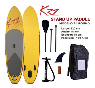 Stand Up Paddle, Nuevos !! 10.5 Inflable, Incluye Kit