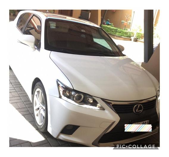 Como Nuevo Lexus Ct200h Hibrido