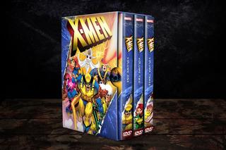 X-men Serie Animada De Los 90