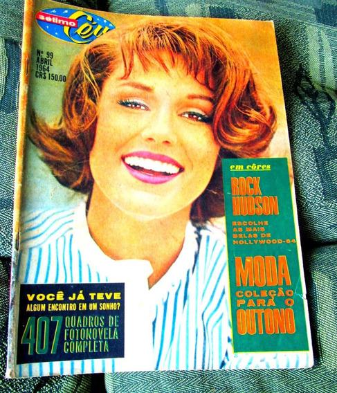 Setimo Ceu 1964 Rock Hudson Jane Fonda Paula Amaral Gurgel