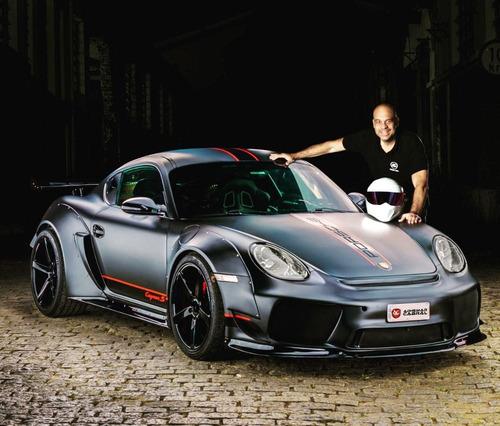 Porsche Cayman 2006