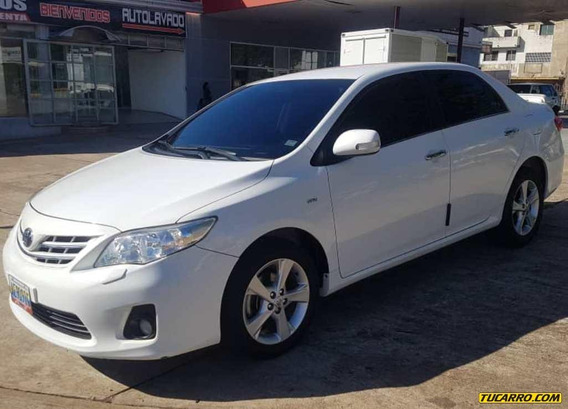 Toyota Corolla Gli - Automática