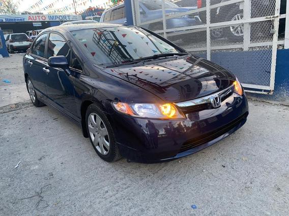 Honda Civic Américano