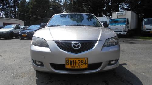 Mazda3 Mecánico  Sedan