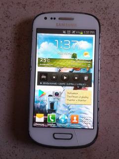 Celular Samsun Galaxy S 3 Mini Gt-i8190