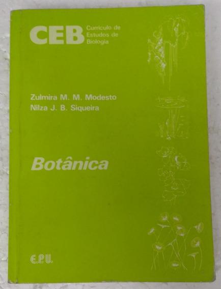 Botânica - Zulmira M. M. Modesto