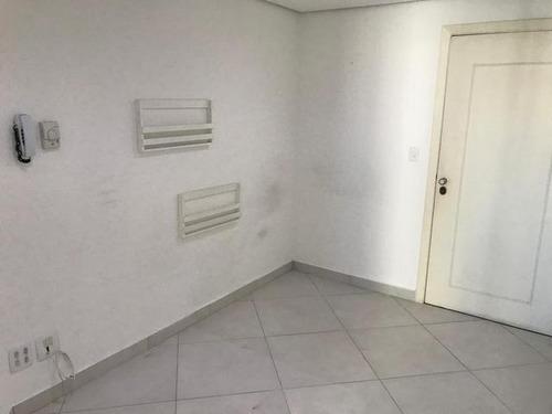 Imagem 1 de 14 de Sala À Venda, 31 M² Por R$ 340.000 - Indianópolis - São Paulo/sp - Sa0237