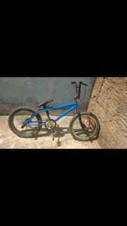 Bicicleta Aro 20 Cross Estilo Bmx