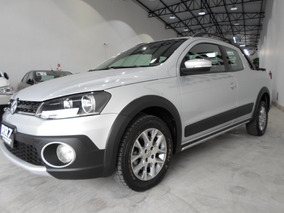 Saveiro 1.6 16v Cross Cab. Dupla Flex 2015