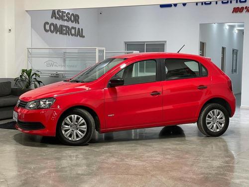 Volkswagen Gol Trend 1.6 Gp 2014 Financio Hasta El 100%