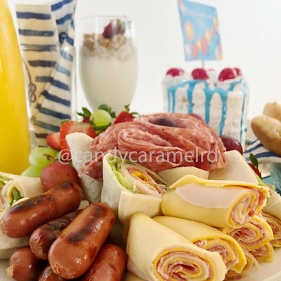 Desayuno Personalizado