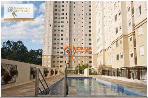 Imagem 1 de 12 de Apartamento Com 2 Dormitórios À Venda, 44 M² Por R$ 233.000,00 - Jardim Las Vegas - Guarulhos/sp - Ap2308