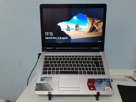 Notebook Positivo Premium I3 Dvdrw 6g Hd500gb 14 Win10